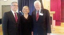 Teresa Indelak - Davis--Nowy Konsul Honorowy w Seattle.!